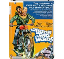 HOT ROD : The Thing with Two Heads  iPad Case/Skin