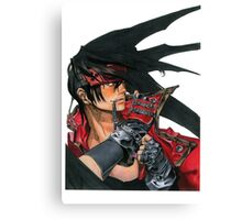 Guilty Gear Canvas Print