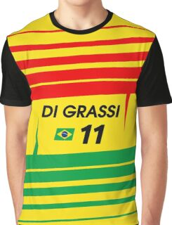 Formula E 2015/2016 - #11 Di Grassi Graphic T-Shirt