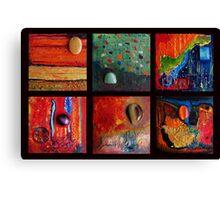 Earthly Elements II Canvas Print