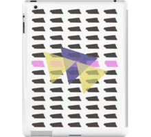Shapes and Colours iPad Case/Skin