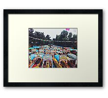 Mexico City Framed Print