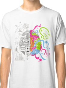 Brain Creativity Classic T-Shirt