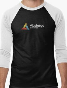 Abstergo Industries COLOUR Men's Baseball ¾ T-Shirt