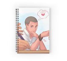 your beautiful hands Spiral Notebook