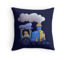 Sleepy Time Junction Throw Pillow