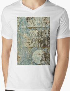 Everthing Orderly in The Process of Things Mens V-Neck T-Shirt