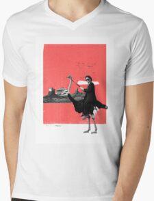Lone Ranger Mens V-Neck T-Shirt
