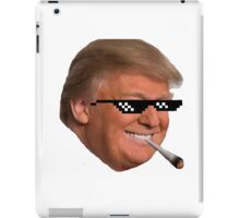 Donald Mlg Trump iPad Case/Skin