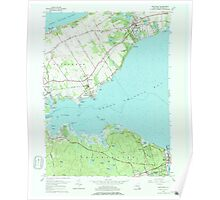 New York NY Mattituck 130486 1956 24000 Poster
