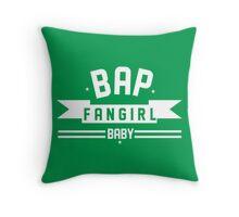 BAP FANGIRL Throw Pillow