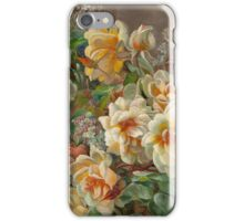 RAOUL M. DE LONGPRE  Flowers iPhone Case/Skin