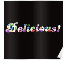 Candy Crush Delicious ( fun Comedy Humour ) Poster