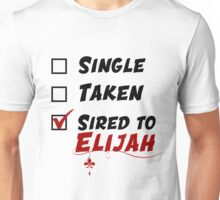Elijah The Originals Unisex T-Shirt