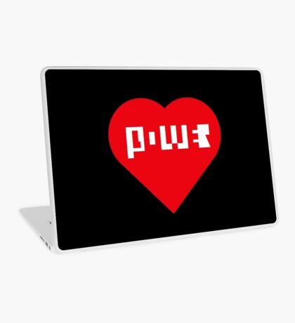 Power Of Love Laptop Skin