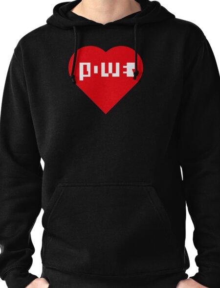 Power Of Love Pullover Hoodie