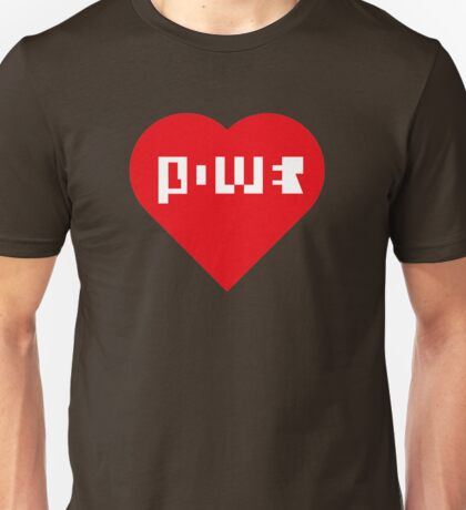 Power Of Love Unisex T-Shirt