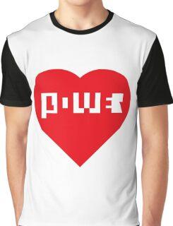 Power Of Love Graphic T-Shirt
