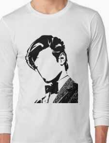 Doctor Matt The 11th - vacant expression Long Sleeve T-Shirt