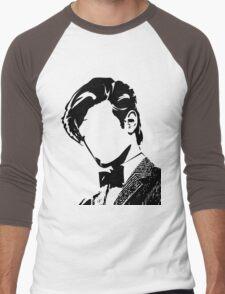 Doctor Matt The 11th - vacant expression Men's Baseball ¾ T-Shirt