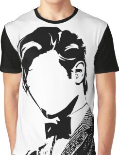 Doctor Matt The 11th - vacant expression Graphic T-Shirt