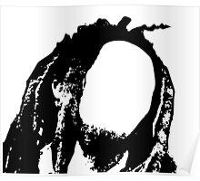 Reggae Bob  - vacant expression Poster