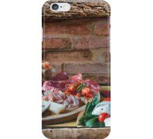 Colazione iPhone Case/Skin
