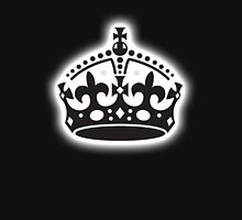 British Crown, Her Majesty the Queen; black T-Shirt
