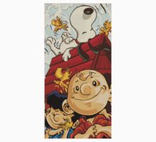 Charlie Brown Snoopy Kids Clothes