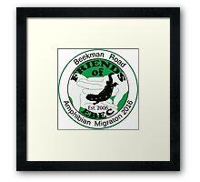Amphibian Migration 2016, East Brunswick, NJ Framed Print
