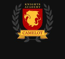 Camelot Knights Academy Print Unisex T-Shirt