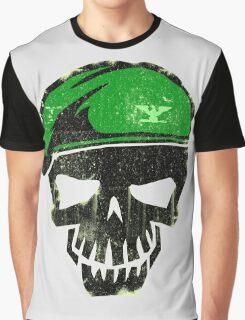 Suicide Squad - Rick Flag Graphic T-Shirt