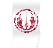 Jedi Emblem Poster