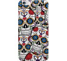 Sugar Skull iPhone Case/Skin