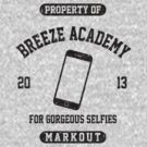 Breeze Academy for Gorgeous Selfies by UberPBnJ