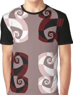 Cross of the Jester - Pattern Graphic T-Shirt