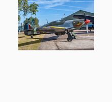 "Hawker Hurricane IIc PZ865/JX-E G-AMAU ""Night Reaper"" Unisex T-Shirt"