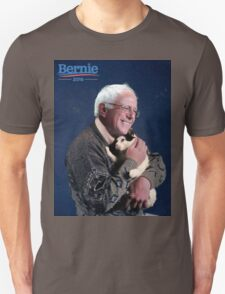 Bernie Sanders and his cat T-Shirt