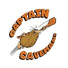 Captain Caveman White by G. Patrick Colvin