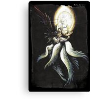 Safer Sephiroth vintage Canvas Print