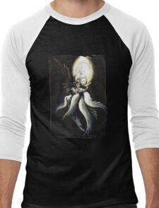 Safer Sephiroth vintage Men's Baseball ¾ T-Shirt