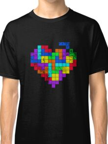 THE GAME OF LOVE ( Dark Version ) Classic T-Shirt