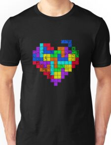 THE GAME OF LOVE ( Dark Version ) Unisex T-Shirt