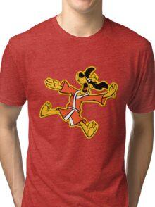 Hong Kong Phooey Black  Tri-blend T-Shirt