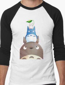 My Neighbor Totoro - 6 Men's Baseball ¾ T-Shirt