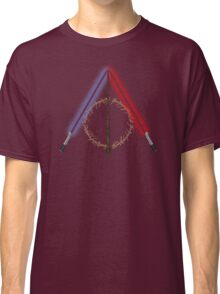 Fantasy Hallows (White Version) Classic T-Shirt