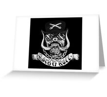 Lemmy Rest in Peace Greeting Card