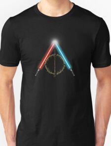 Fantasy Hallows (Black Version) T-Shirt
