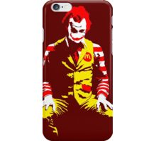 Funny Joker  iPhone Case/Skin