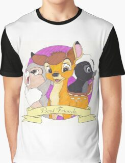The best of friends Graphic T-Shirt
